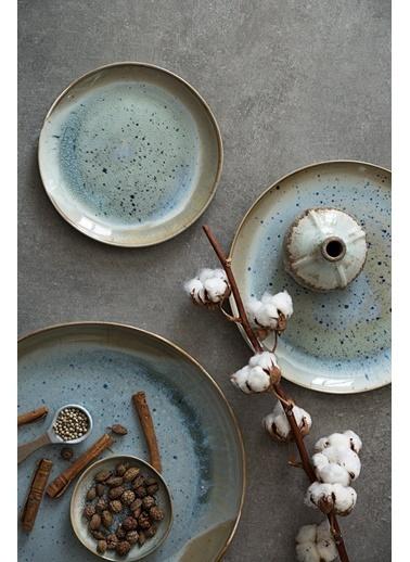Warm Design Porselen Tabak Renkli
